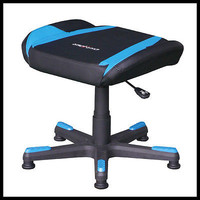 DXRACER Adjustable Storage Ottoman Footstool Chair Gaming Seat Pouf Furniture