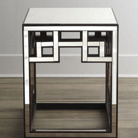 Mia Fretwork Side Table