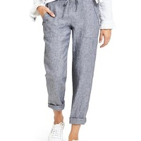 Linen Ankle Pant | Athleta