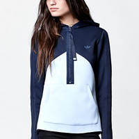 adidas Helsinki Authentic Half Zip Pullover Hoodie at PacSun.com