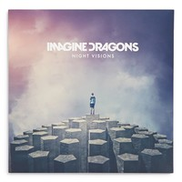 Imagine Dragons 'Night Visions' LP Vinyl Record