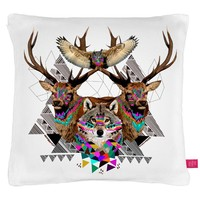 Forest Friends Cushion | LA LA LAND