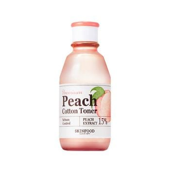 [SKINFOOD] Premium Peach Cotton Toner