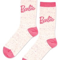 Barbie Logo Ankle Socks - Topshop