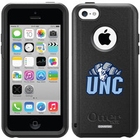 """North Carolina Ram UNC"" North Carolina design on OtterBox® Commuter Series® Case for iPhone 5c in Black"