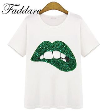 Red Lips T-shirts
