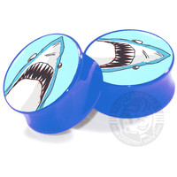 Señor Dientes - Shark - Choonimals - Image Plugs