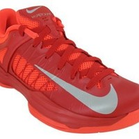 Nike Men's NIKE HYPERDUNK LOW BASKETBALL SHOES UNIVERSITY RED/STRT GRY/BRGHT CRMS (9.5, UNIVERSITY RED/STRT GRY/BRGHT CRMS)