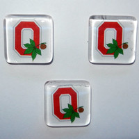 Ohio State Magnets, Set of 3