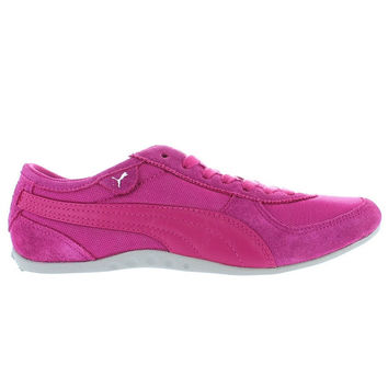 Puma Lanai XT - Very Berry Pink Suede Low-top Sneaker