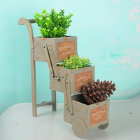 Autumn Creative Storage Wooden Decoration Rack [6283029062]