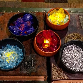 Skyrim Alchemy Ingredient Bowl