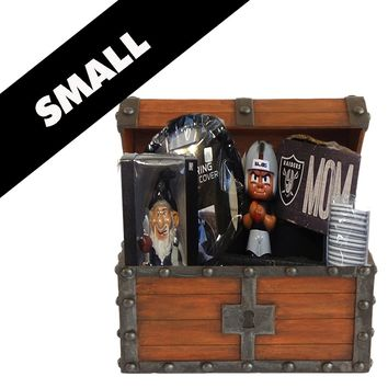 Captain Darkside's Raider Fan Treasure Chest (Small)