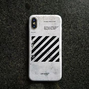 OFF GRID WHITE CASE- Black