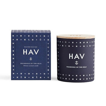 HAV SCENTED CANDLE (SEA)