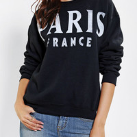 Urban Outfitters - Paris Pullover Sweatshirt