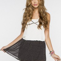 Brandy ♥ Melville |  Mirella Infinity Love Tank - Graphic Tops - Clothing