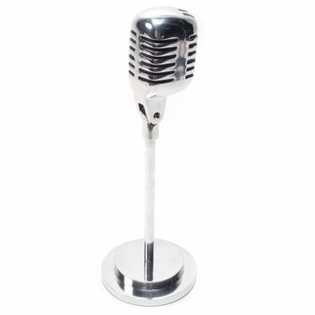 Abbott Collection Vintage Microphone