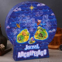 Jackal Archipelago Strategic Board Game