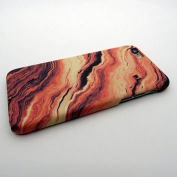 Flame stone mobile phone case for iphone 5 5s SE 6 6s 6 plus 6s plus + Nice gift box 072601