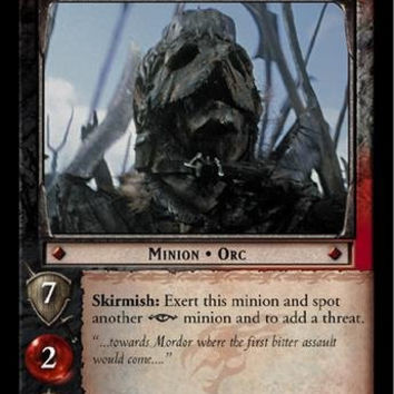 Lord of the Rings TCG - Mordor Defender - The Return of the King