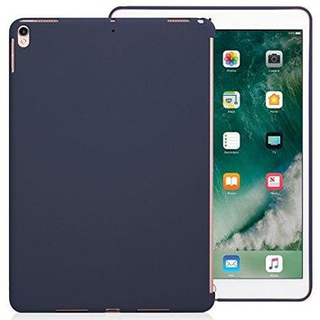 iPad Pro 10.5 Inch Midnight Blue Color Case - Companion Cover - Perfect match for Apple Smart keyboard and Cover