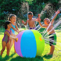 Inflatable Spray Water Ball