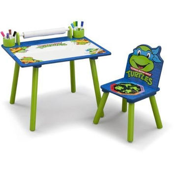Delta Children Ninja Turtles Art Desk