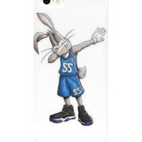 Bugs bunny dab phone case