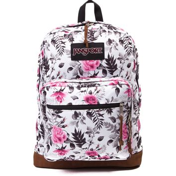 JanSport Right Pack Expressions Flower Backpack