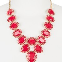 Anna & Ava Hadley Statement Necklace | Dillards