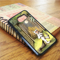 Where The Wild Things Are Film Samsung Galaxy S6 Edge Case