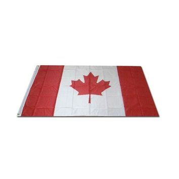 90 * 150 cm flag Various countries in the world Polyester banner flag     Canada