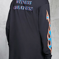 Witness Greatness Graphic Tee