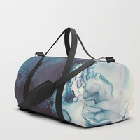 Don't forget about Me Duffle Bag by duckyb