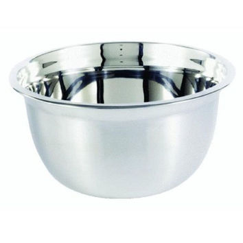 Stainless Steel Mixing Bowl - 5qt