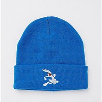 Bugs Bunny Cuff Beanie Hat - Looney Tunes - Spencer's