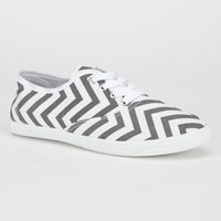 FULL TILT Womens Lace Up Shoes 244348115 | Sneakers