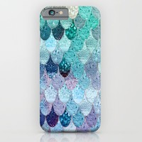 SUMMER MERMAID II iPhone & iPod Case by Monika Strigel