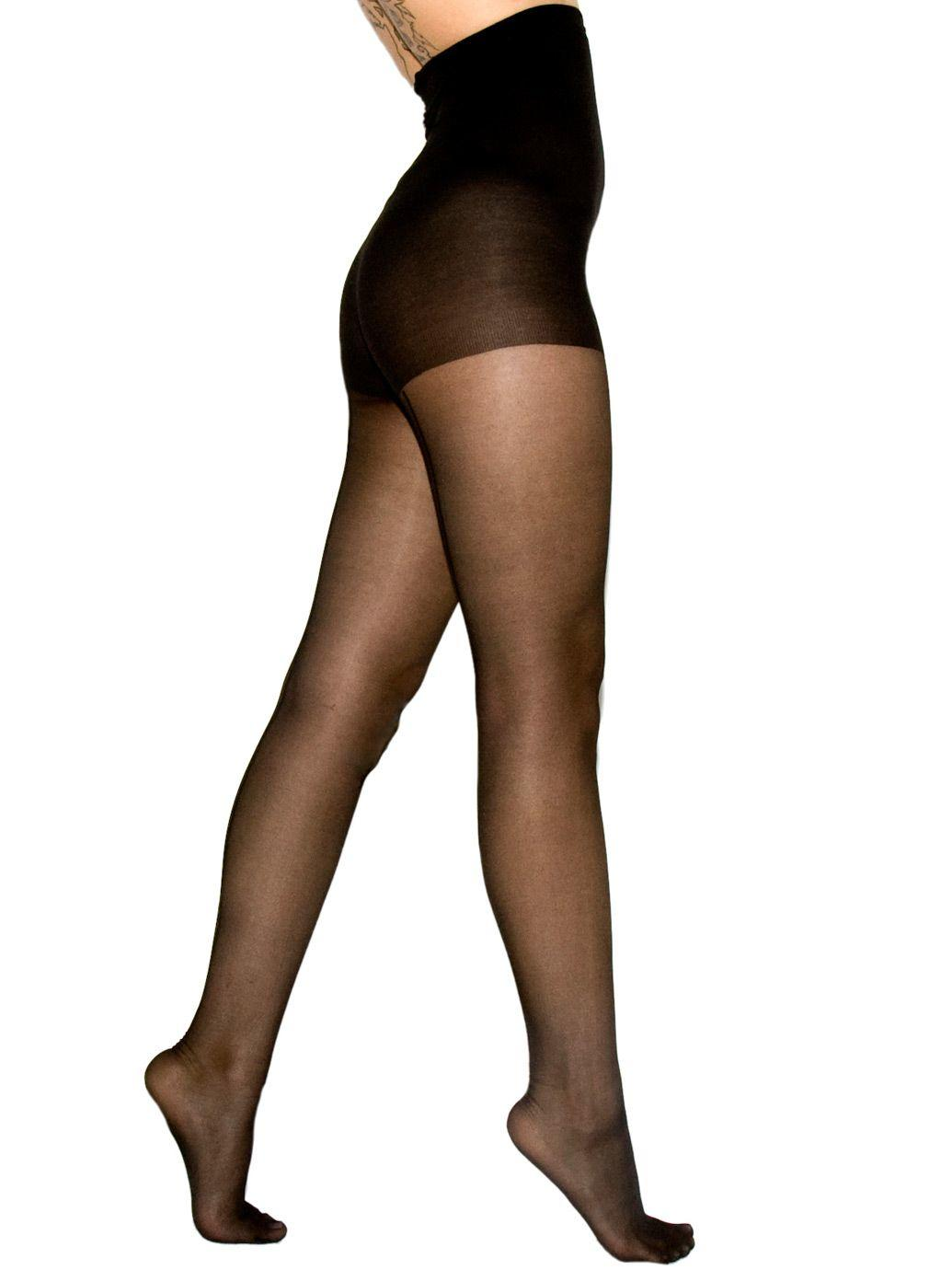 Seam Pantyhose Super Sheer 55