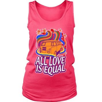 All Love is Equal - Women's Tank