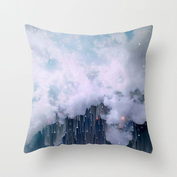 They Will Fall Throw Pillow by DuckyB (Brandi)