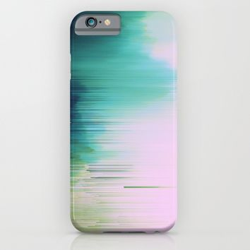 Soft Spoken iPhone & iPod Case by Ducky B