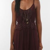 UrbanOutfitters.com > Kimchi Blue Embroidered Tulle Lovechild Dress