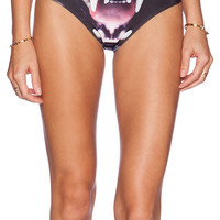 Wildfox Couture Wild Cat Bikini Bottom in Brown