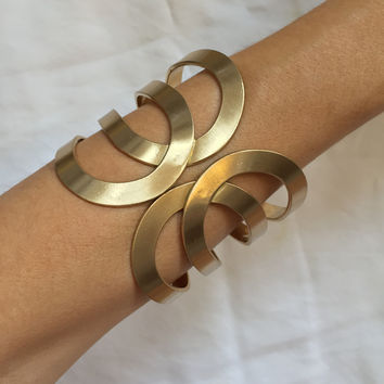 Arm Bracelet Egyptian gold