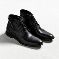 UO Distressed Lace-Up Boot   Urban Outfitters