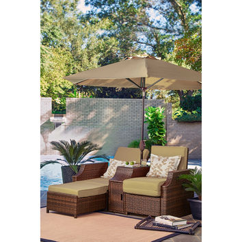 Relax-A-Lounger™ Santa Cruz Dual Chair