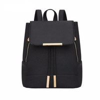 Women Designer Detail Backpack - 5 Colors