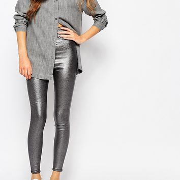 Waven Anika High Rise Skinny Jean at asos.com